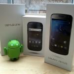 Samsung Nexus S / Galaxy Nexus